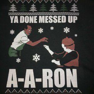 You Done Messed Up A-a-ron Keenan Peele Sweatshirt